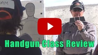 Pistol Self Defense Course Review | Student Review Defensive H…