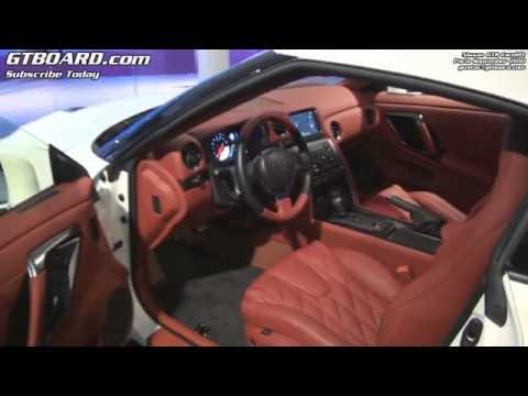 Nissan GT-R Egoist 2011 Presentazione