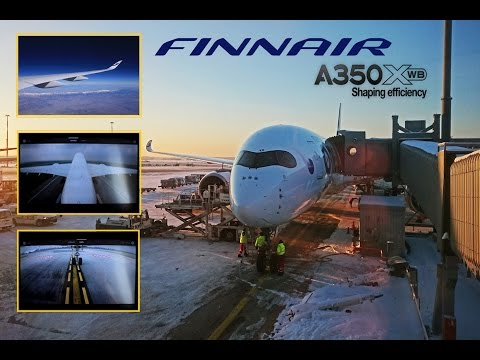 FINNAIR A350-900XWB | TRIP REPORT BANGKOK TO HELSINKI ✈ MULTIVIEW EXPERIENCE!!
