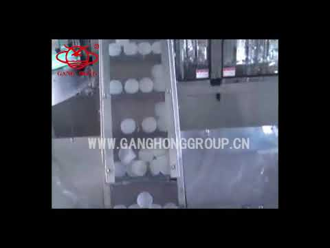 Bottle Mineral Water Pure Water Liquid Washing Filling ...