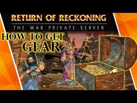 [Warhammer Online: Return Of Reckoning]  How To Get Gear?
