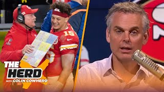 Colin Cowherd ranks the 10 best head coach-QB duos in the NFL | THE HERD