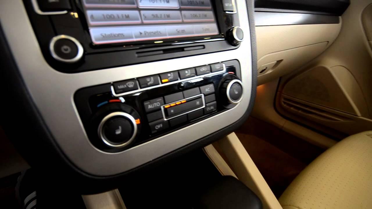 2010 volkswagen eos komfort dsg stk p2642 for sale at trend motors vw in rockaway nj youtube