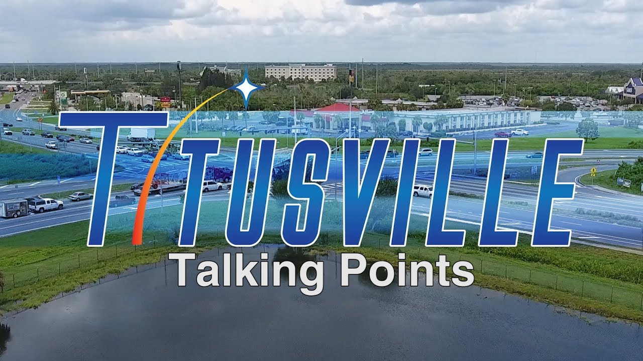 Titusville Talking Points October 2018 Youtube