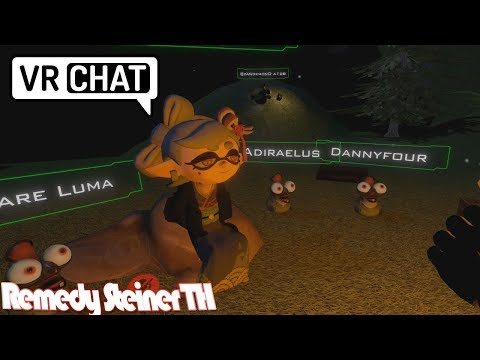VRChat but I didn't talk to anyone【No Commentary】