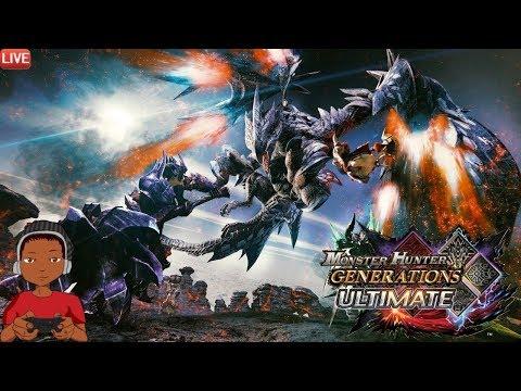 VTV LIVE: MONSTER HUNTER GENERATIONS ULTIMATE #18 (Nintendo Switch) thumbnail