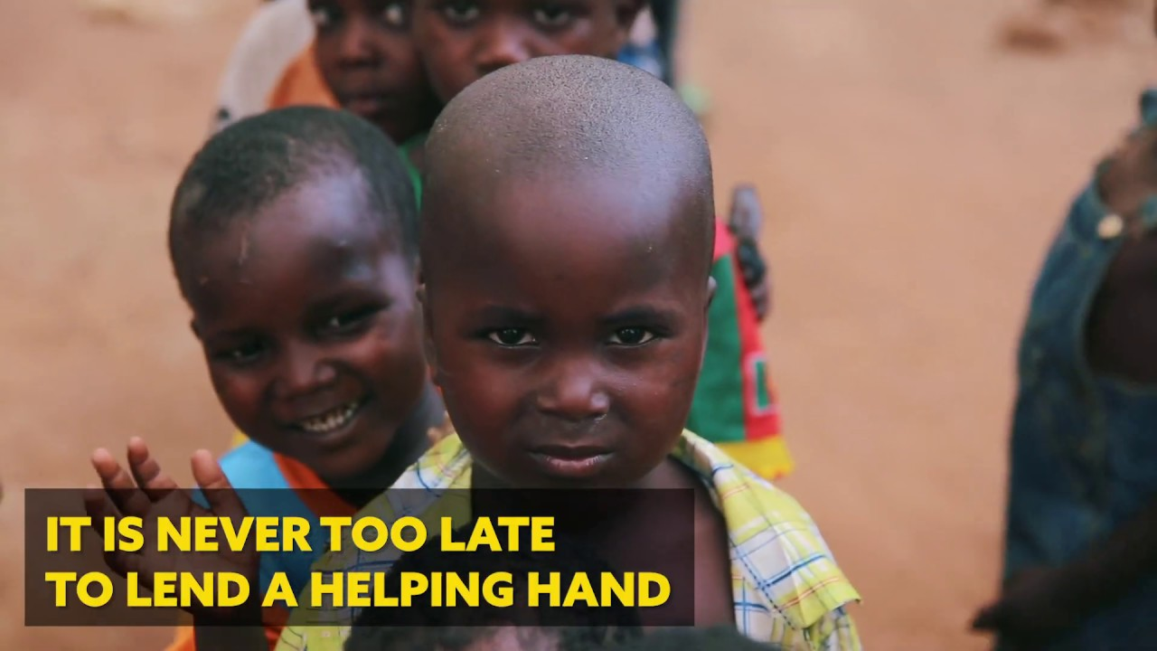 CHILDREN SUFFER FROM HUNGER & THIRST (Cameroon Project 2019)