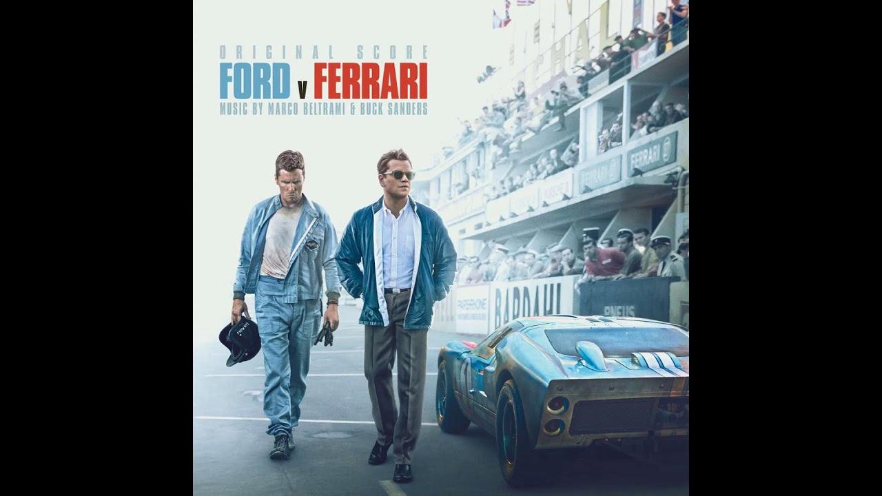Le Mans 66 Ford V Ferrari Ost Youtube