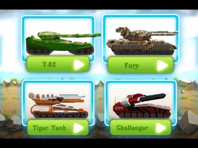 Tank Race WW2 Shooting Game, Racing, Action, Videos Games for Kids - Girls - Baby Android
