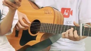 ĐƯỜNG VỀ NHÀ (Ái Phương) | Guitar Cover -  Soup