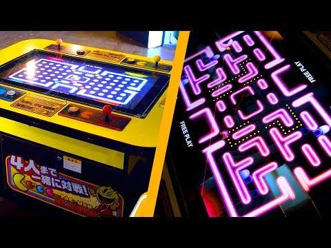 Pac-Man BATTLE ROYALE! | Super Rare Japanese Arcade Game