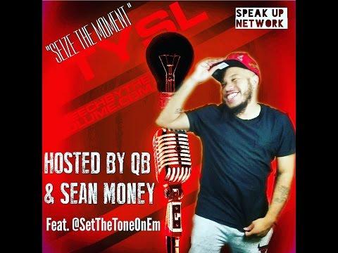 #TYSL podcast episode- SEIZE THE MOMENT