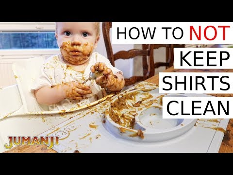 How to Not Keep Shirts Clean (Part3/3)  FRIENDS B'day Party