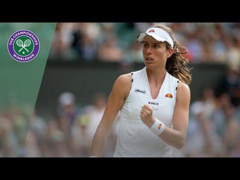 Match Point: Johanna Konta vs Petra Kvitova Wimbledon 2019