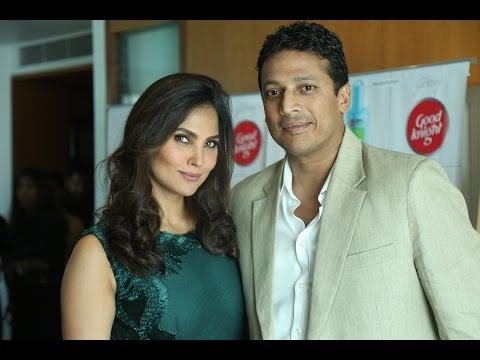 Lara Dutta & Mahesh Bhupati Interview With Team MissMalini