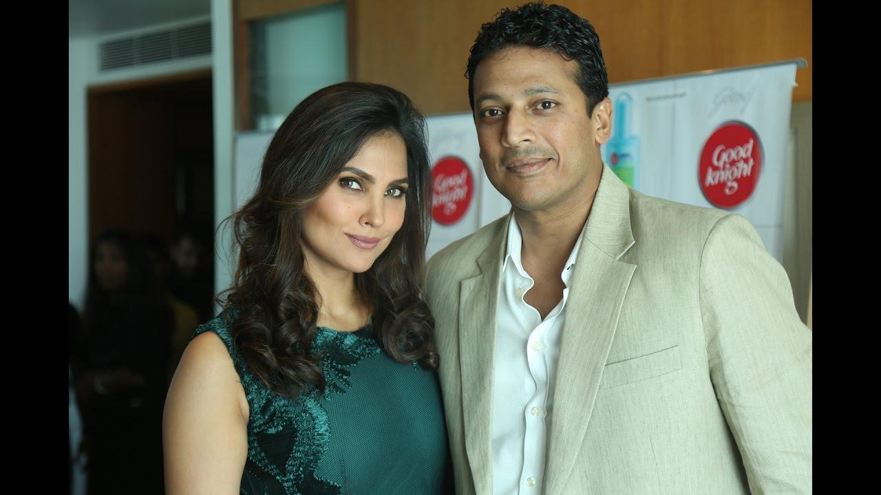 Lara Dutta & Mahesh Bhupati Interview With Team MissMalini - YouTube