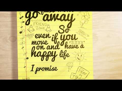 Jamie Grace - Just A Friend (feat. Manwell of Group 1 Crew) [Official Lyric Video]