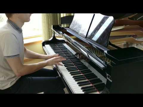 Star Trek (2009) - Main Theme - Piano Cover
