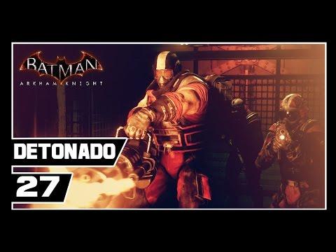 Batman Arkham Knight - Detonado #27 - INVASÃO DO DPGC!! [Dublado pt-br]