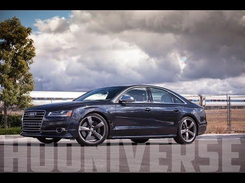 2015 Audi S8: Assassin in the League Of Extraordinary Super Sedans
