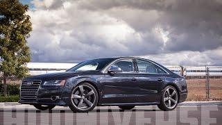Audi S8 2015 Videos