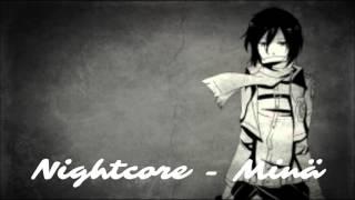 Kymppilinja - Minä feat Mariska [NIGHTCORE]