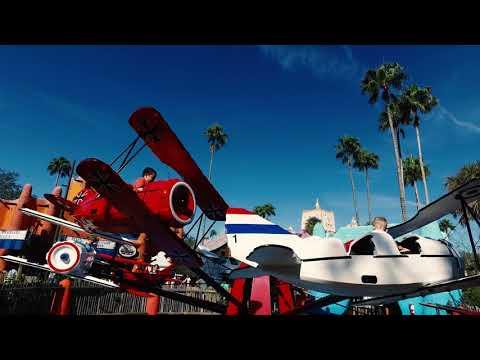 Busch Gardens Tampa: Private Serengeti Safari Tour (DJI Osmo and Mavic Pro 4k Video)