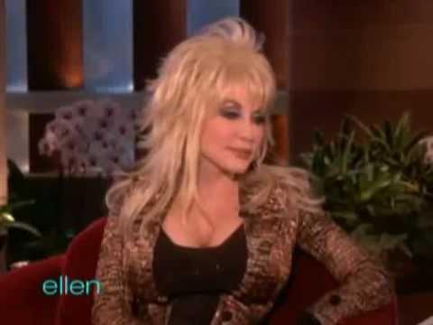 Dolly Parton on Ellen - May 2011