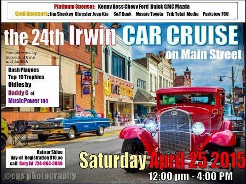 2015 24th Annual IBPA Car Cruise