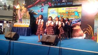 Lomba Yel-Yel SD Galatia Dari Proactive kids