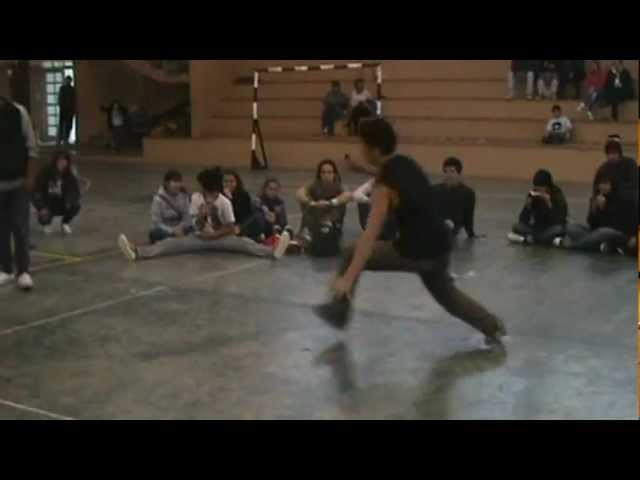 BBOY COPITA & BBOY MOUSE VS BBOY LUIGI & BBOY TURBO.MPG Videos De Viajes