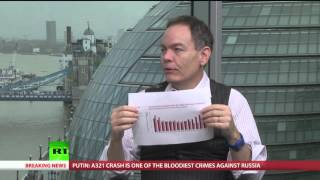 Keiser report: Earning by mirage (E837)