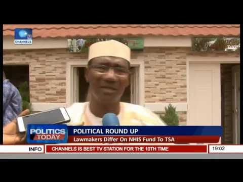 Politics Today: Examining Way Out As Nigeria Slides Into Recession Pt 1
