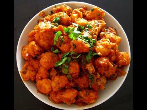 Potato manchurian in Tamil recipe
