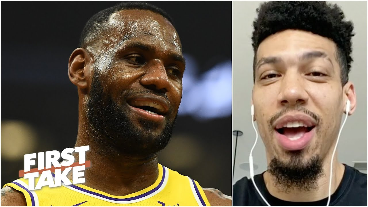Danny Green on Lakers vs. Clippers, Paul Pierce's LeBron take & lists top 5 NBA players | First Take