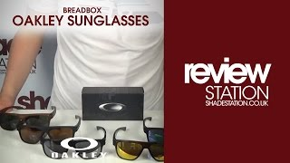Oakley Breadbox Sunglasses Review | Reviewstation