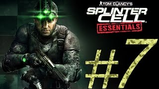 SPLINTER CELL ESSENTIALS PPSSPP PART 7 FINAL.