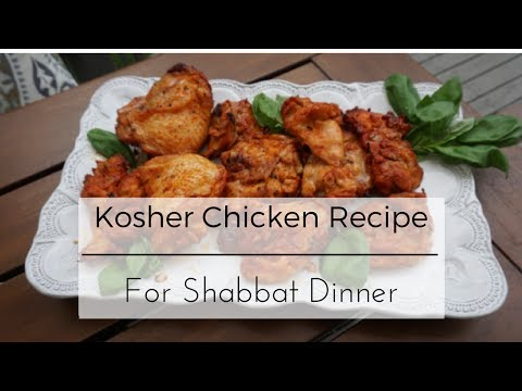 Kosher Chicken Recipe For Shabbat