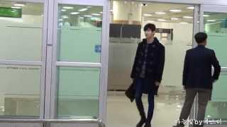 151107 동방신기 TVXQ 최강창민 Changmin 김포공항입국