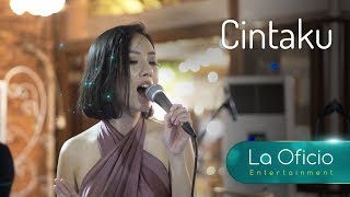 Cintaku - Chrisye - Cover by La Oficio Entertainment, Jakarta