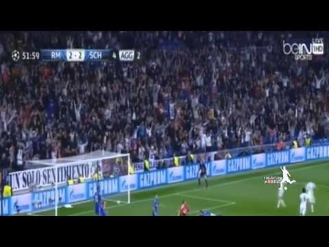 Real Madrid vs Schalke 04 3 - 4 2015 All Goals & Highlights