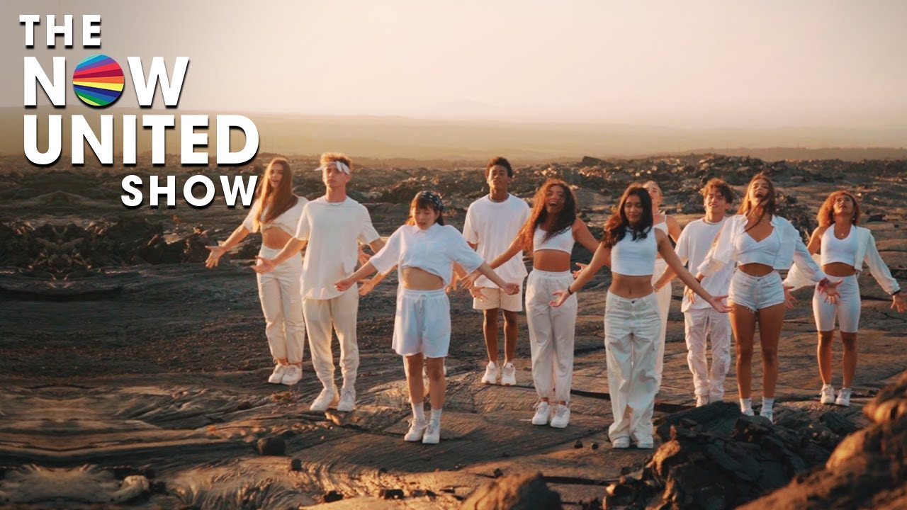 Music Video On the Moon?! & Exploring Hawaii!! - Season 4 Episode 17 - The Now United Show