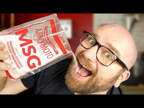 Why MSG SHOULD be in EVERY Pantry | MSG vs SALT