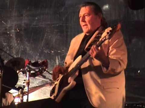 Bob Babbitt -  RARE Performance Rehearsal & Performance - Backstage