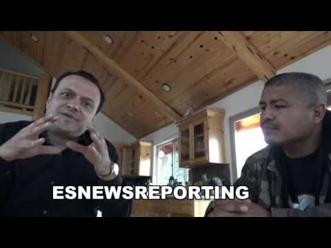 robert garcia and lawyer lupe valencia talk fighter contracts EsNews Boxing