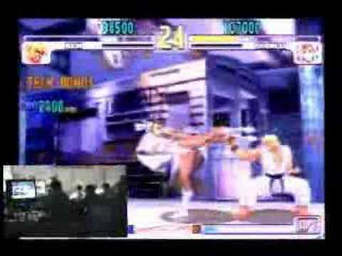 sum ((REAL)) streetfighter skillz
