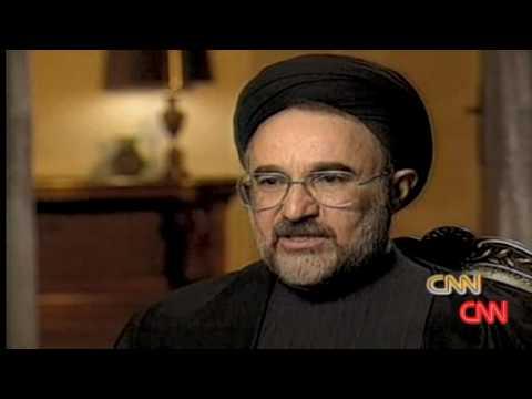 CNN September 08: 1998 Khatami interview part 2 (Originally aired January 07, 1998)