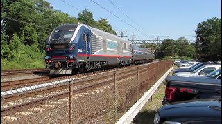 Siemens SC-44 Charger and Awesome Railfan Catches