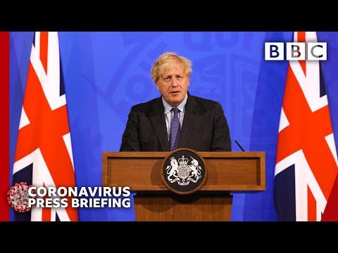 Covid: Lockdown lifting in England delayed to 19 July, Boris Johnson 🇬🇧 @BBC News - BBC