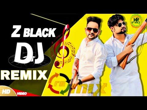 ✓ Z Black  Remix  Md Kd  Popular Haryanvi Dj Song 2018  Ghanu Music  New Haryanvi Songs 2019